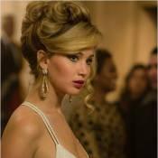 Jennifer Lawrence, gourmande, ruine une robe sur le tournage d'American Bluff