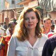 Valérie Trierweiler en Inde le 28 janvier 2014.