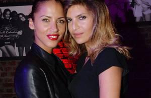 Noémie Lenoir et Isabelle Funaro : Ravissantes pour fêter le calendrier Pirelli