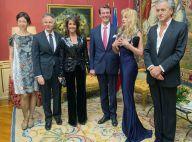 Arielle Dombasle et la princesse Marie : Dîner chic à l'ambassade de Copenhague