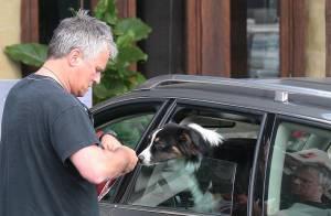 PHOTOS : Richard Dean Anderson 'MacGyver' et son chien, une histoire d'amour...