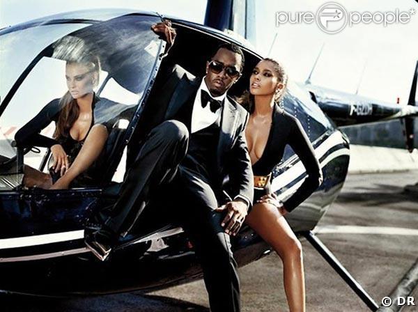 P. Diddy fait le show pour son nouveau parfum !