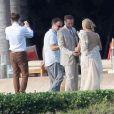 Exclusif - Mariage de Teresa Palmer enceinte de 8 mois et Mark Webber à Cabo San Lucas, le 21 décembre 2013.