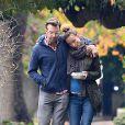 Exclusive - Olivia Wilde et Jason Sudeikis à Los Angeles le 7 décembre 2013