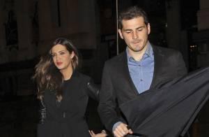 Sara Carbonero et Iker Casillas : Sortie en amoureux pour les jeunes parents