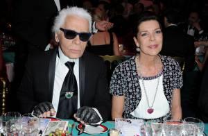 Bal de la Rose 2014 : Karl Lagerfeld invite Malevitch pour la princesse Caroline