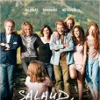 Affiche du film Salaud, on t'aime.