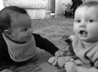 Jessica Simpson : Son fils Ace, 8 mois, déjà BFF du fils de... sa BFF CaCee Cobb