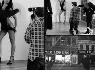 Lea Michele se déshabille pour un shooting vraiment très hot