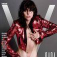 Lady Gaga pour V Magazine.