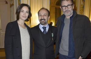 Bérénice Bejo et Michel Hazanavicius, des amoureux aux anges pour Asghar Farhadi