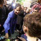 Ségolène Royal : Star de l'applaudimètre au Salon de l'agriculture