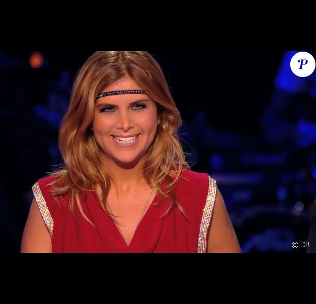 Aline Lahoud : éliminée mais souriante à l'issue de sa battle face à Stacey King dans The Voice 3, le samedi 29 février 2014 sur TF1
