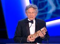 César 2014 : Roman Polanski étonné, savoure son 4e César du meilleur réalisateur