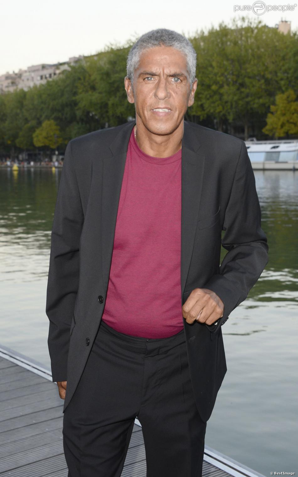 """Samy Naceri lors de l'avant-première du film """"Tip Top"""" à Paris le 5 septembre 2013"""