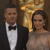 Oscars 2014 : Angelina Jolie et Brad Pitt, Jennifer Lawrence... Pluie de stars