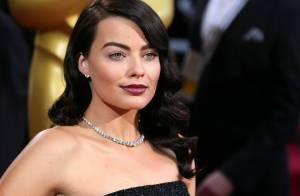 Margot Robbie brune : Nouveau look de la bombe du Loup de Wall Street aux Oscars