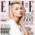 Margot Robbie en couverture du magazine Elle édition Australie, mars 2014