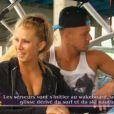"Amandine, Nicolas, Jessica et Anthony font du wakeboard - ""Giuseppe Ristorante, une affaire de famille"". Jeudi 6 mars 2014 sur NRJ 12."