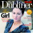 Madeline Mulqueen en couverture du Dubliner en janvier 2011..