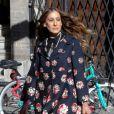 Sarah Jessica Parker sort de son domicile à New York. Le 28 février 2014 5