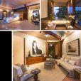 L'intérieur cosy et finement décoré de la nouvelle propriété de Chris Martin et Gwyneth Paltrow, dans un coin paradisiaque près de Malibu.