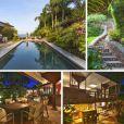 La nouvelle propriété très exotique de Chris Martin et Gwyneth Paltrow, dans un coin paradisiaque près de Malibu.