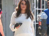 Mila Kunis : Radieuse en solo, la fiancée d'Ashton Kutcher en pleine(s) forme(s)