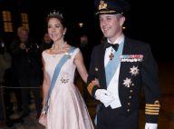 Les princesses Mary et Marie éblouissantes pour la visite du président Gül