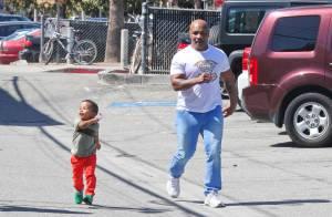 Mike Tyson: Papa poule et généreux avec son fils, sous les yeux de sa belle Kiki