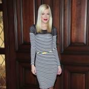 Tori Spelling versus Brooke Burke : Qui porte mieux la robe marinière ?
