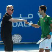 Novak Djokovic orphelin : Boris Becker paralysé et opéré, ''il y avait urgence''