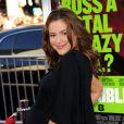 Alyssa Milano : enceinte et sexy lors de l'avant première de Horrible Bosses au Grauman's Chinese Theater de Los Angeles le jeudi 30 juin 2011