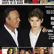 Julio Iglesias : A 15 ans, son fils Rodrigo fait sa star !