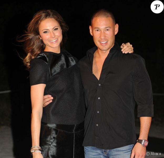 Stacy Keibler et Jared Pobre à Miami, le 5 décembre 2013.