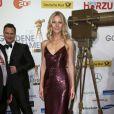 Gwyneth Paltrow - 49e cérémonie des Golden Camera Awards à Berlin, le 1er fevrier 2014.