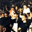 Rihanna assiste au concert de Drake à l'O2 Arena. Londres, le 25 mars 2014.