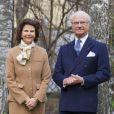 Le roi Carl XVI Gustaf de Suède et la reine Silvia se déplaçaiet les 26 et 27 mars 2014 en visite officielle en Lettonie.