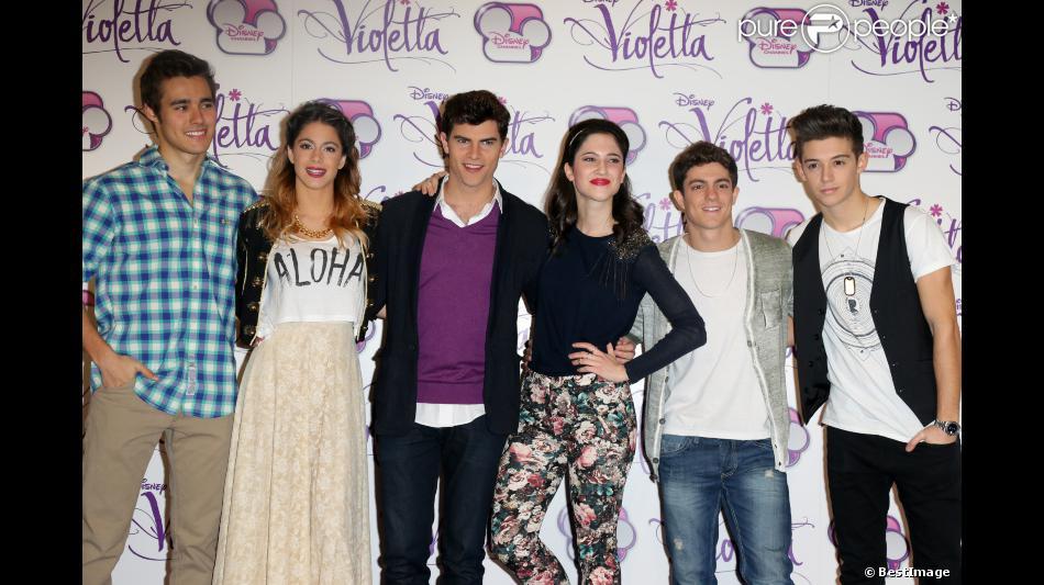 Tini : La nouvelle vie de Violetta : Martina Stoessel