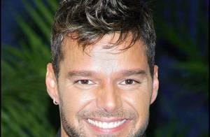 URGENT : Un, Dos...Ricky Martin papa de jumeaux !