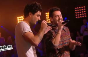 The Voice 3 - Les Fréro Delavega et Kendji : Les beaux gosses impressionnent !