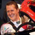 Michael Schumacher à Bangkok le 16 decembre 2012.