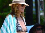 Heidi Klum en famille : Bikini et corps de rêve avant le red carpet