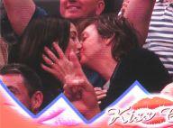 Paul McCartney et Nancy Shevell : Deux ados amoureux supris par la kiss cam