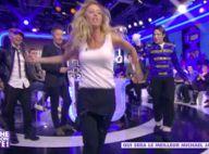 TPMP : Enora Malagré tombe la salopette et se mue en danseuse sensuelle