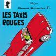 Benoît Brisefer et les Taxis rouges aux éditions du Lombart
