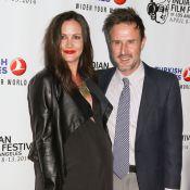 David Arquette, soutenu par sa chérie enceinte et son ex Courteney Cox