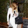 Khloé Kardashian à Studio City, le 8 avril 2014.