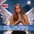 Dania dans Les Anges de la télé-réalité 6 sur NRJ 12 le vendredi 11 avril 2014