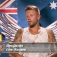 Benjamin dans Les Anges de la télé-réalité 6 sur NRJ 12 le vendredi 11 avril 2014